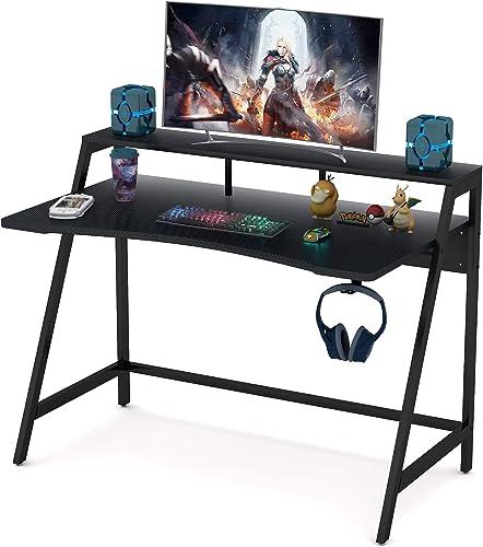 Computer Desk Gaming Desk Home Office Desk Writing Workstion Study Desk PC Notebook Laptop Computer Desk Table