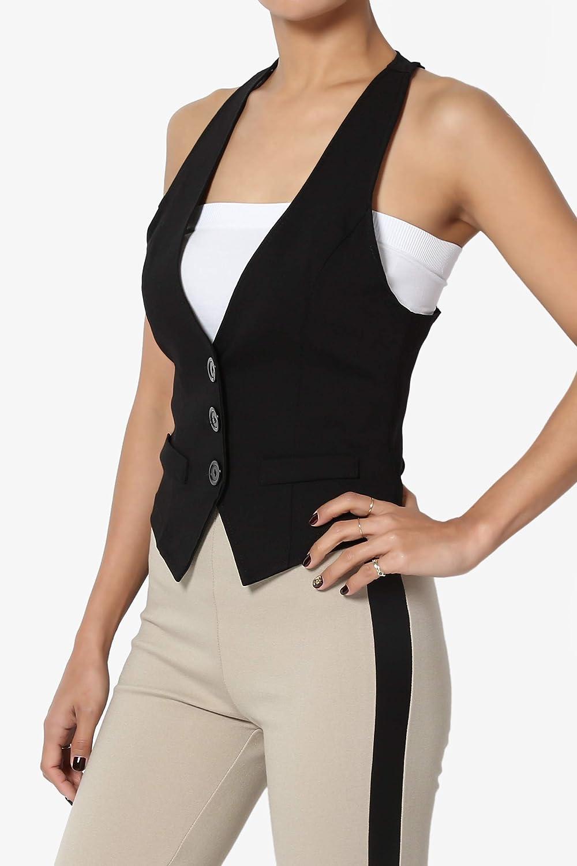 mighty boosh women/'s racer back vest