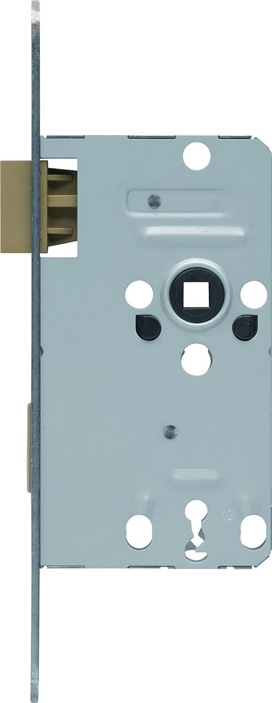 ABUS 207990 - Cerradura empotrable para puertas interiores (TK10, derecha), color dorado