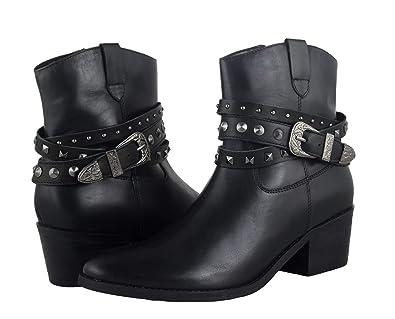 Zerimar Botines para Mujer | Botines Mujer Cowboy | Botines Mujer ...