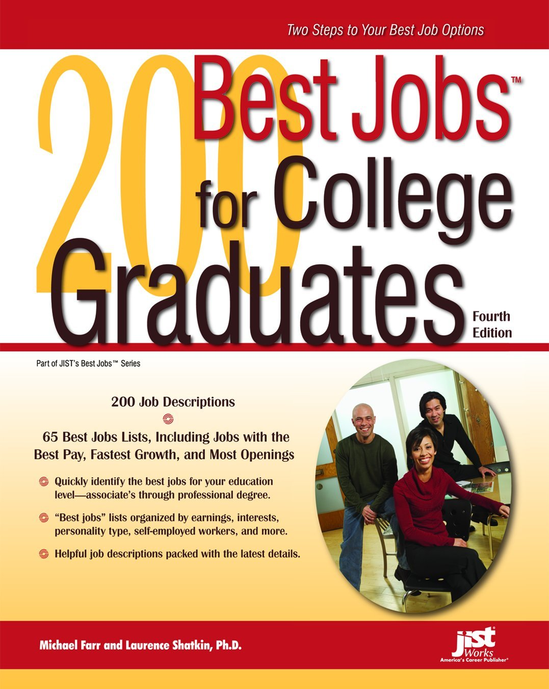 200 Best Jobs for College Graduates ebook