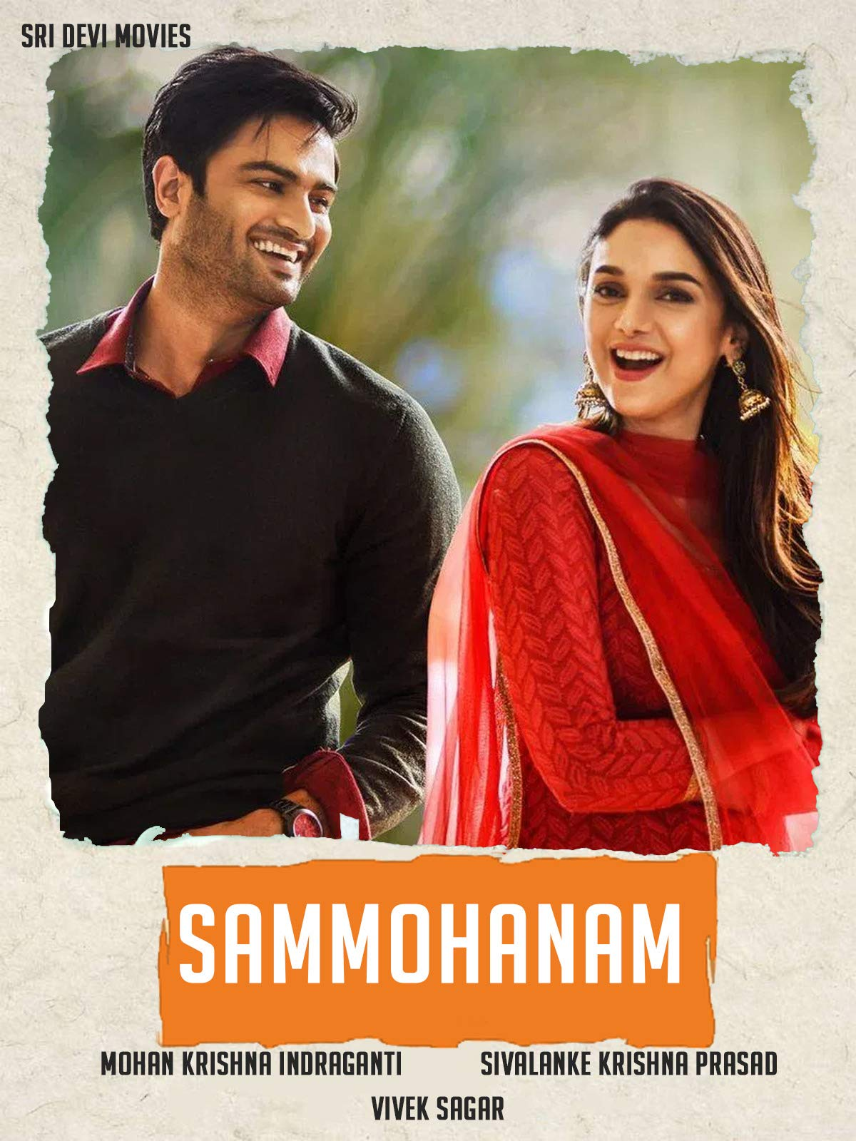 Watch Sammohanam Prime Video