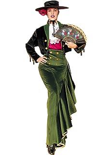 chiber Disfraces Disfraz Bailadora Flamenca: Amazon.es ...