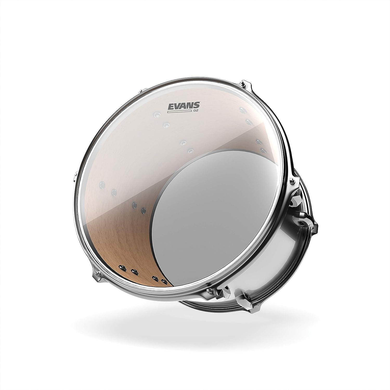 Evans G2 Clear Drumhead TT15G2 15 Inch