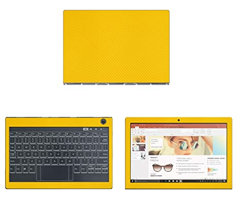Amazon.com: decalrus - Protective Decal for Lenovo Yoga Book ...