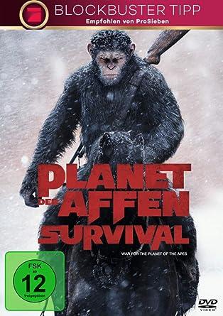planet der affen survival ganzer film