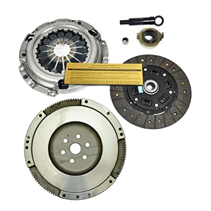 Amazon.com: EFT CLUTCH KIT & OEM FLYWHEEL FORD ESCAPE XLS XLT / MAZDA TRIBUTE DX 2.0L 4CYL: Automotive