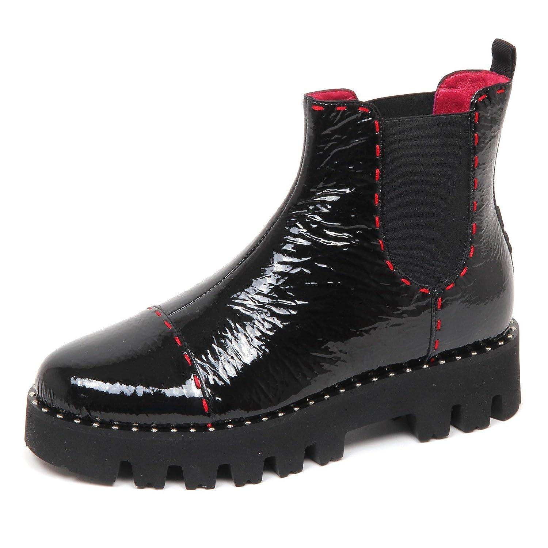 UNO 8 UNO UNO UNO E7676 Beatles damen schwarz patent 181 Tama schuhe Stiefel schuhe Woman 1bbbc6