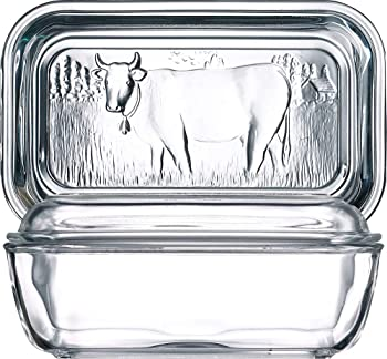 Arc International Luminarc Cow Butter Dish