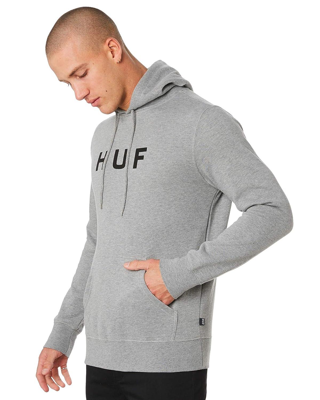 HUF Mens Essentials Og Logo P//O Hoodie