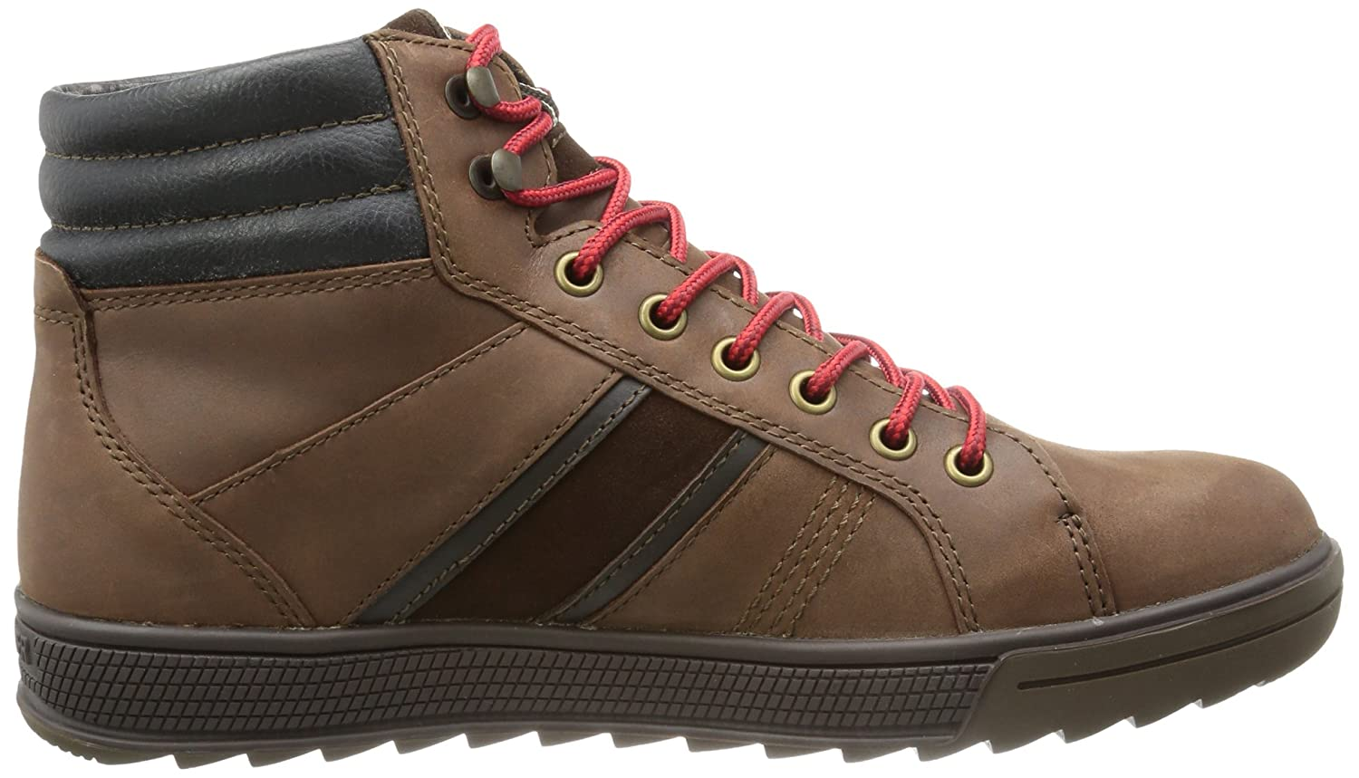 TIBO CRAZY HORSE 58 BROWN P2003102, Herren Sneaker, Braun (BROWN CRAZY HORSE 58), EU 41.5 (UK 7.5) Mephisto