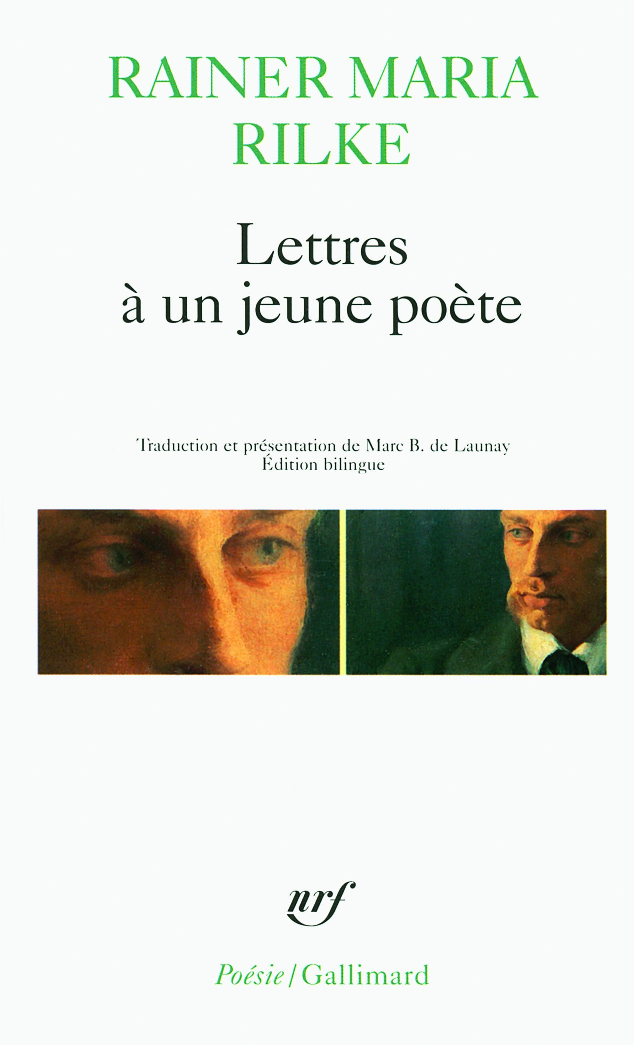 Lettres à un jeune poète (Poesie/Gallimard)