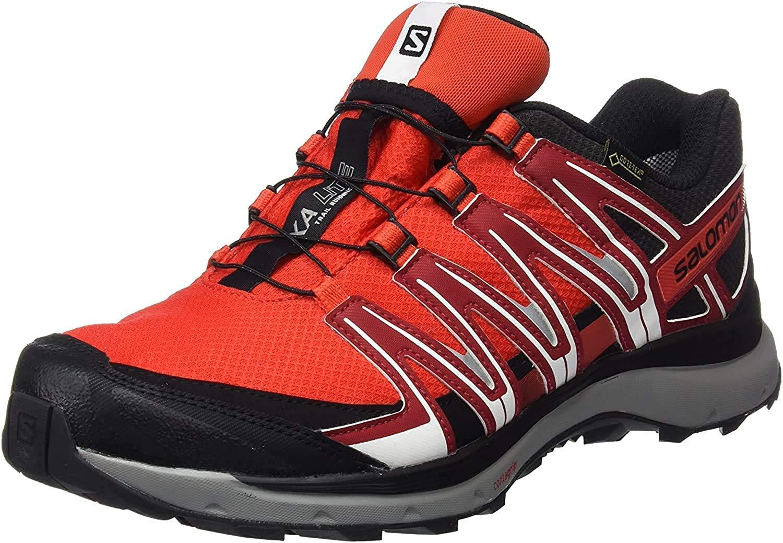 Salomon XA Lite GTX, Zapatillas de Trail Running para Hombre, Negro (Black/Quiet Shade/Monument), 44 EU: Amazon.es: Zapatos y complementos
