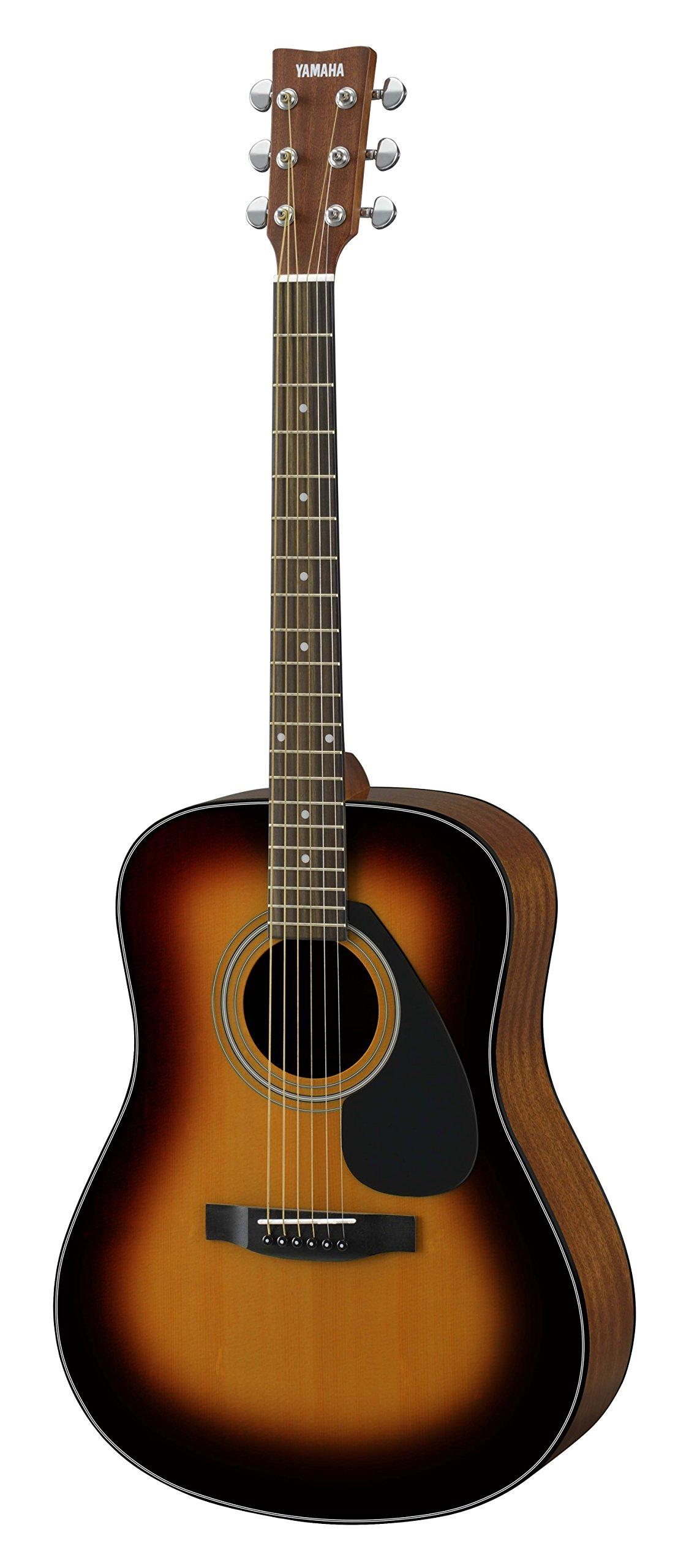 Yamaha F325D Acoustic Guitar, Tobacco Sunburst
