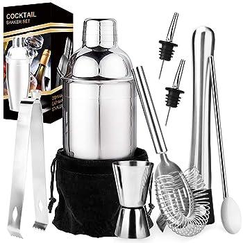 Appolab Stainless Steel Bartender Kit