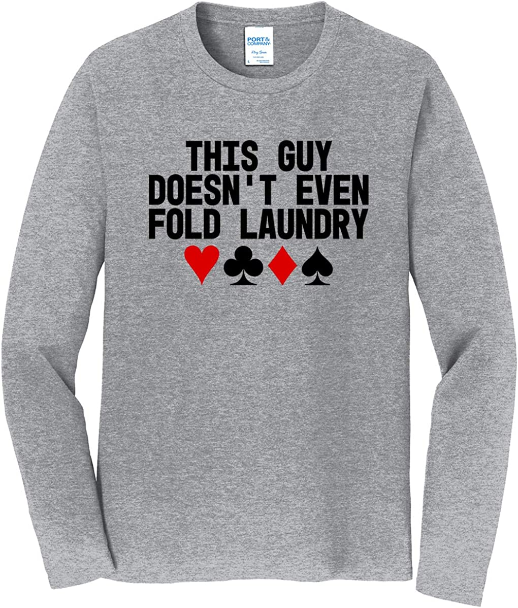 Top 8 This Guy Doesn't Even Fold Laundry Tshirt