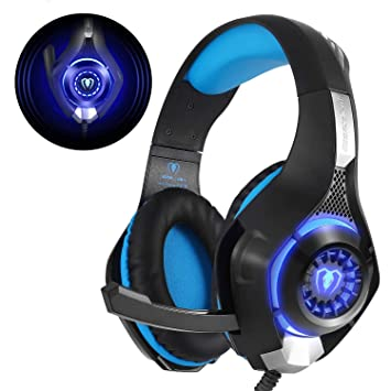 Beexcellent GM-1 - Auriculares Gaming para PS4, PC, Xbox one ...