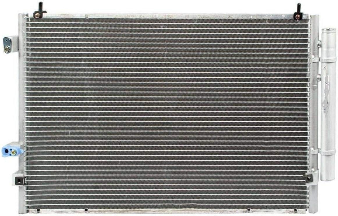 HAIHUA A//C Condenser All Aluminum Assembly,for 1998-2005 GS300 3.0L 1998-2000 GS400 4.0L 2001-2005 GS430 4.3L L6 V8