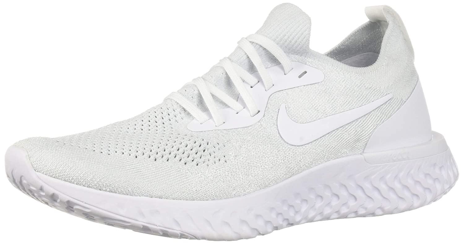 72d2978cea6c9 Nike Mens Epic React Flyknit Running Trainers AQ0067 Sneakers Shoes (UK 6  US 7 EU 40