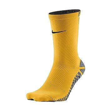 Nike NIKEGRIP Strike Light Crew Calcetines, Hombre, Naranja / (Laser Orange/Black), 10: Amazon.es: Deportes y aire libre