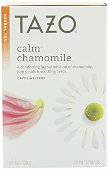 Tazo Calm Herbal Infusion ChamomileTea