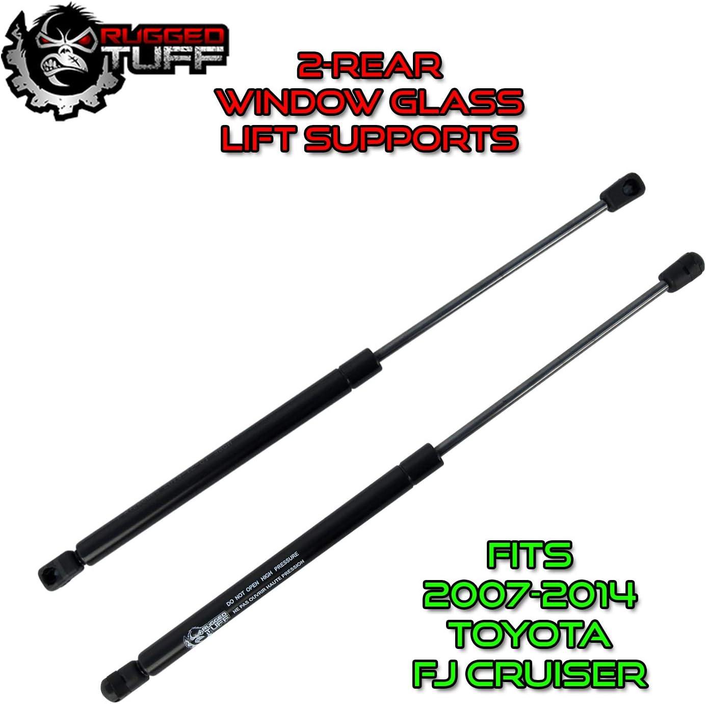 1 New Rear Window Glass Gas Lift Support Strut Prop Rod Shock Toyota FJ Cruiser