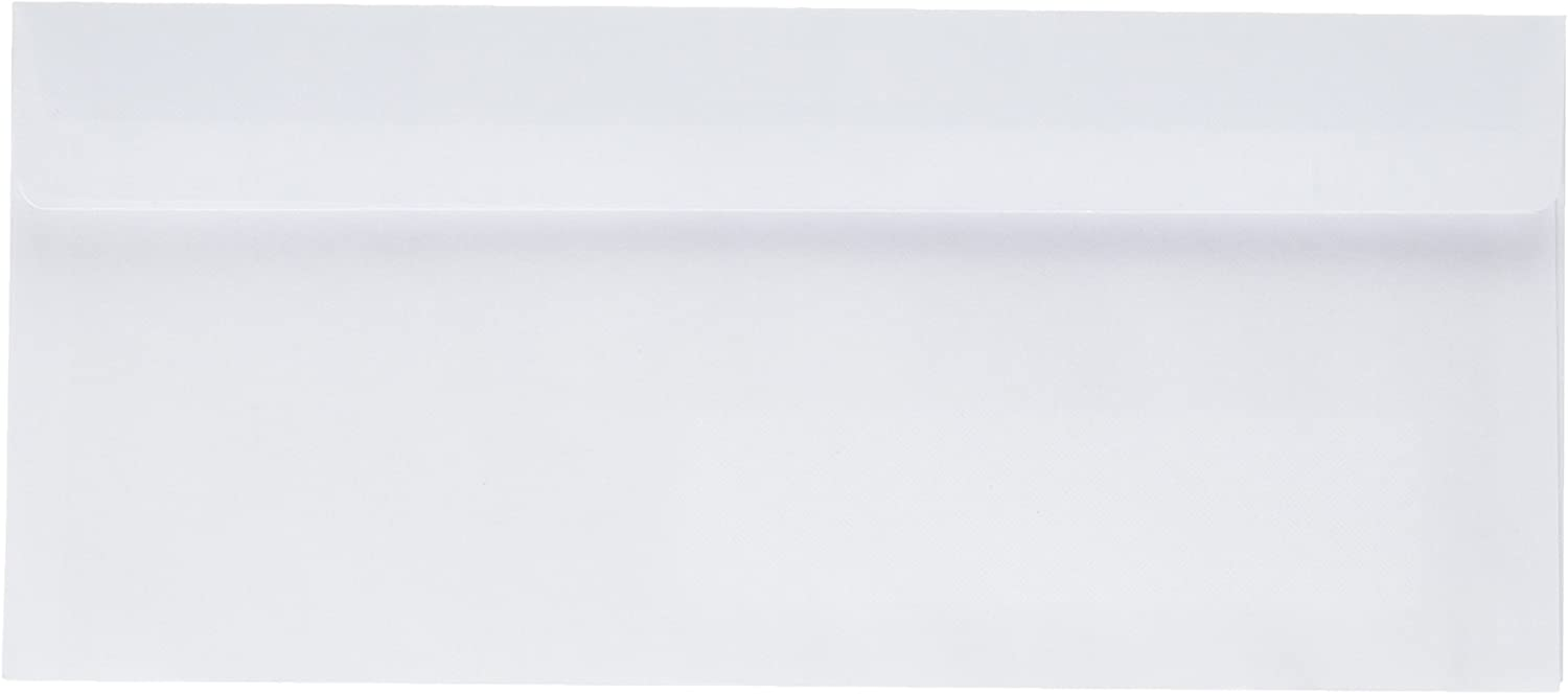 Reveal-N-Seal 67418 White Quality Park Window Security Envelope 500 per Box, 4.125 x 9.5