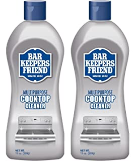 Bar Keepers Friend Multipurpose Cooktop Cleaner (Pack Of 2)