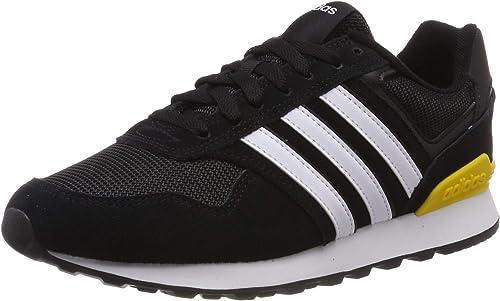 adidas 10k, Zapatillas de Running para Hombre: Amazon.es: Zapatos y complementos
