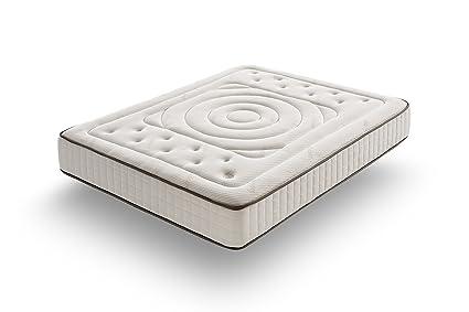 Living Sofa COLCHÓN COLCHONES VISCOELASTICO VISCOELASTICA VISCO Imperial Cashmere Relax® 25CM Todas Las Medidas (105 X 200): Amazon.es: Hogar