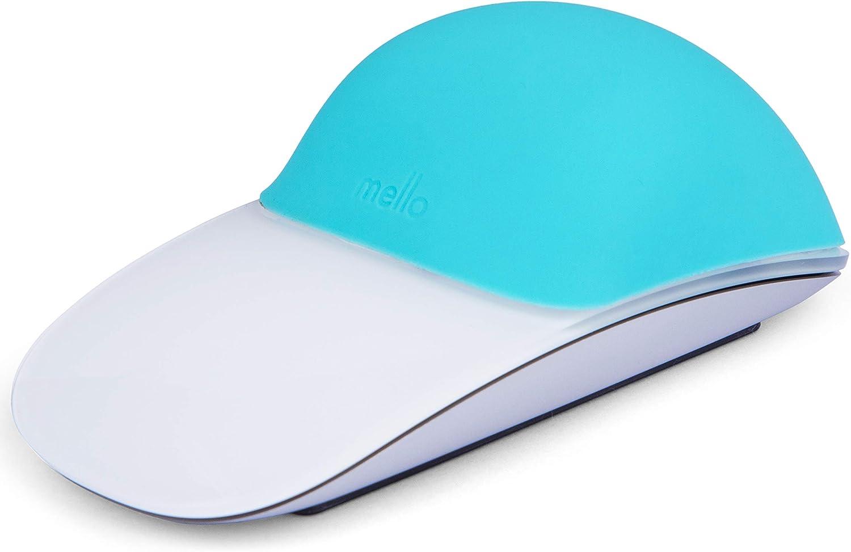 MELLO Silicone Cushion for Apple Magic Mouse 1 & 2 (Glacier Blue)