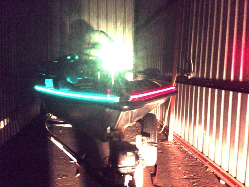 Cruiser, Kayak, Pontoon, bass, Fishing boat Navigational Lights 1 x 24'' Red and 1 x 24'' Green