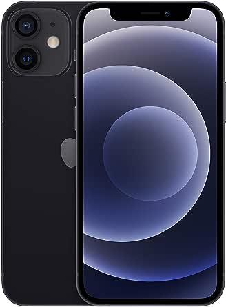 Nyhet Apple iPhone 12 mini (64GB) - svart
