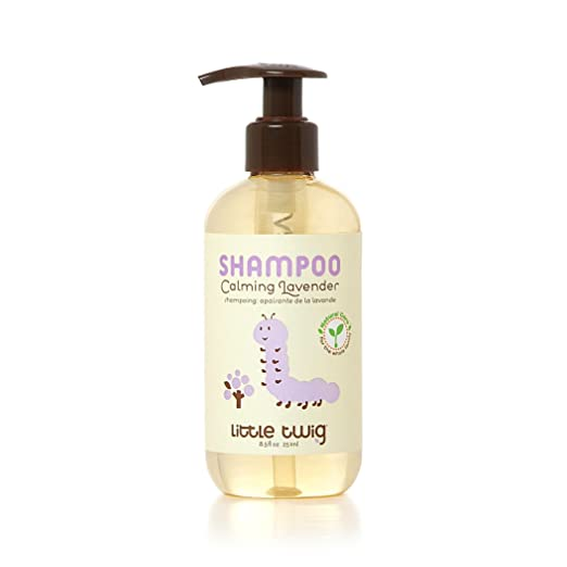 Little Twig All Natural Shampoo, Calming Lavender