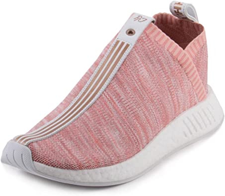 adidas Originals NMD Cs2 Pk SE 'Kith X Naked' - By2596 - Size 9 Pink, White