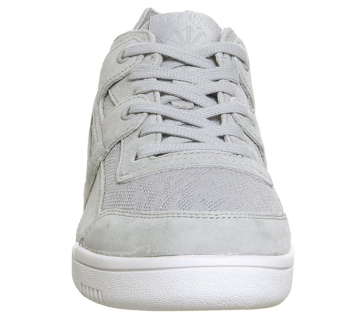 231b29e092b Reebok Women s Workout Lo Plus Fbt Trainers  Amazon.co.uk  Shoes   Bags