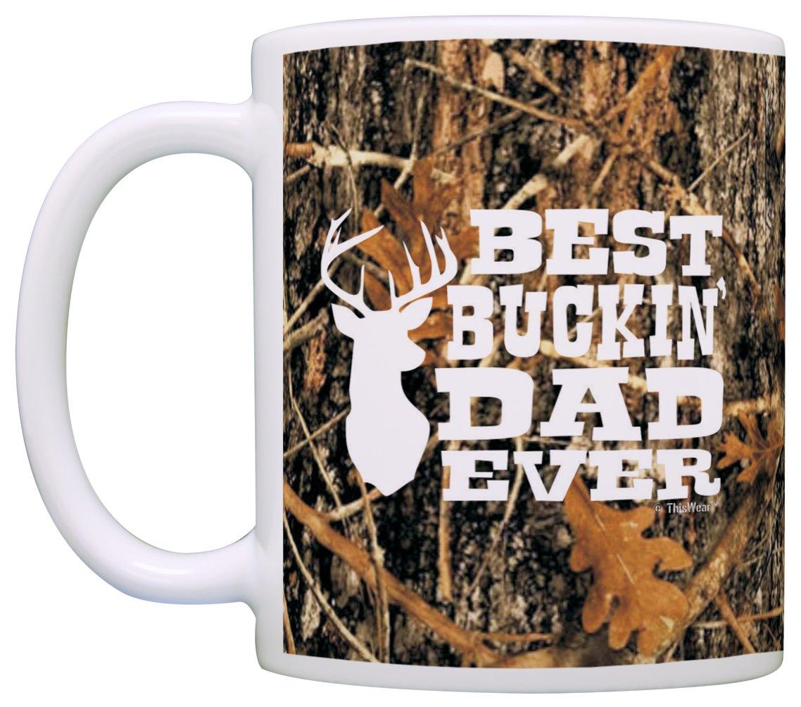 5a1e613eb Hunting Camo Best Buckin' Dad Ever Gift Coffee Mug Tea Cup Camo -  A-P-S-M11-0460-01 < Glassware & Drinkware < Home & Kitchen - tibs