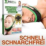 IbikiHira - PREMIUM - Anti-Schnarch-Band - ohne Schnarchen die Nacht durchschlafen - Schnarch Stop - Farbe nach Verfügbarkeit