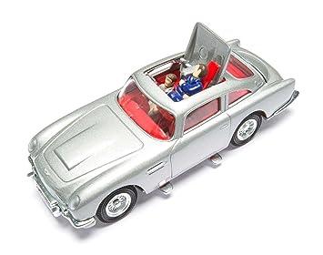 Corgi James Bond Aston Martin DB5 Silver Goldfinger 50th Anniversary ...