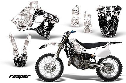 Amazon Com Yamaha Yz125 Yz250 1993 1995 Mx Dirt Bike