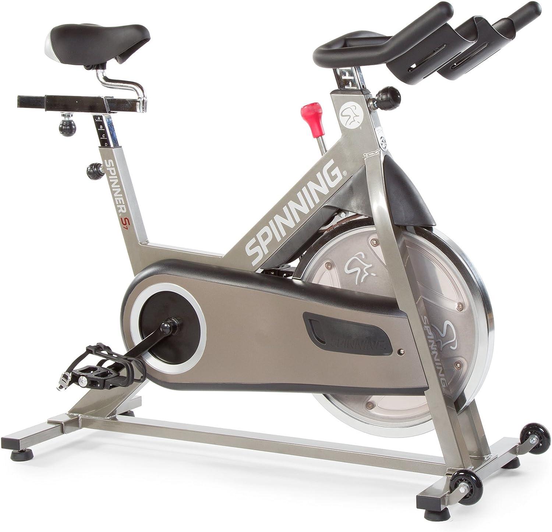 SPINNING Spinner S7 Interior Ciclismo Bicicleta con Cuatro DVD ...