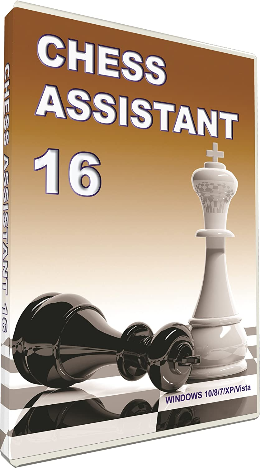 Chess assistant 10 rus