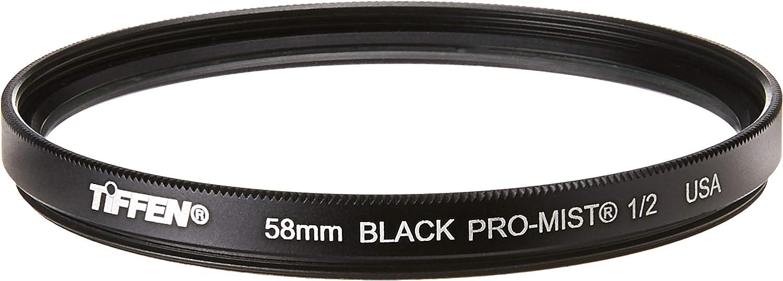 Tiffen Filter 58mm Black Pro Mist 1 2 Filter Kamera