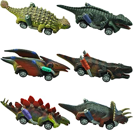 Amazon.com: Juguetes de dinosaurio para niños de 2 a 9 años ...