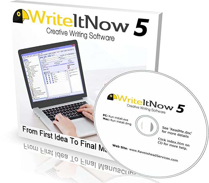 WriteItNow 5 [PC / Mac]