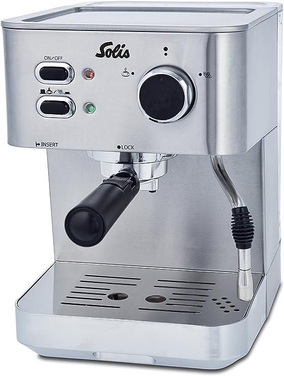 Solis Primaroma 1010 - Set Cafetera de espresso + Molinillo de ...