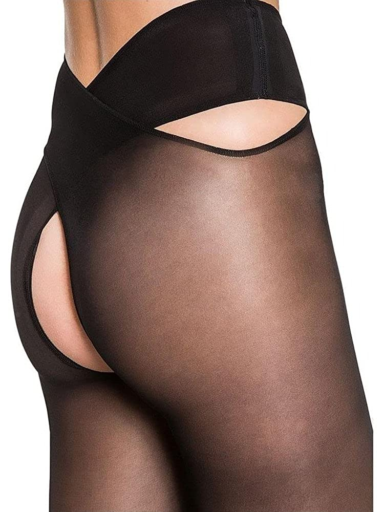 ff59297004f Wolford Individual 12 Denier Stay-Hip Pantyhose at Amazon Women s Clothing  store
