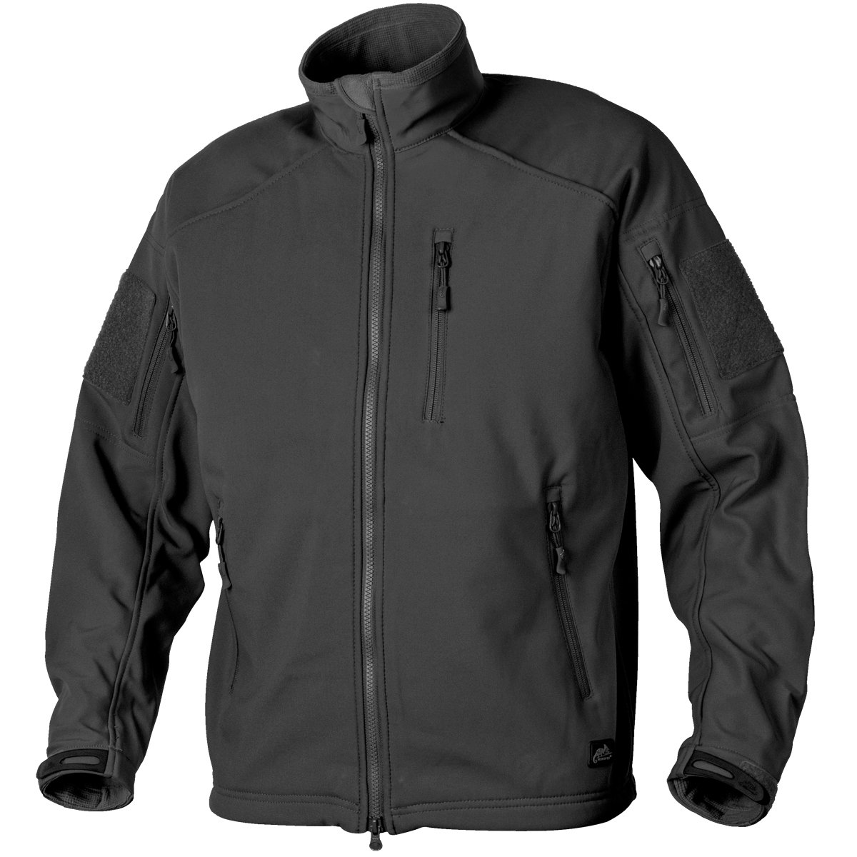 Helikon Men's Delta Tactical Jacket Black Size XL by HELIKON-TEX (Image #1)