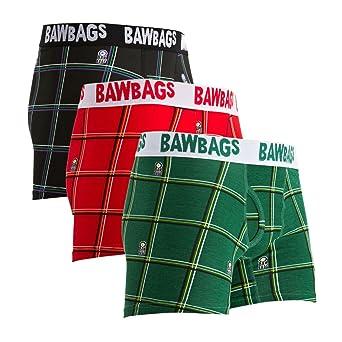 Bawbags Cool De Sacs Globawl Boxer Shorts Multi