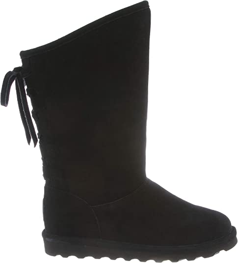 bearpaw phylly lace up boots